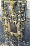 Fenêtre manuéline, La commanderie des Templiers de Tomar, Portugal