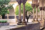 La commanderie des Templiers de Tomar, Portugal