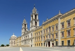 Le palais de Mafra, Portugal, à découvrir et visiter